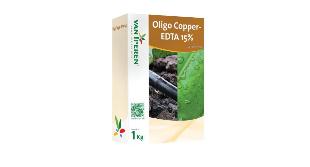 אוליגו נחושת Cu 15% EDTA