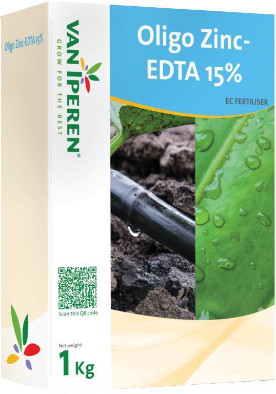 אוליגו אבץ Zn 15% EDTA